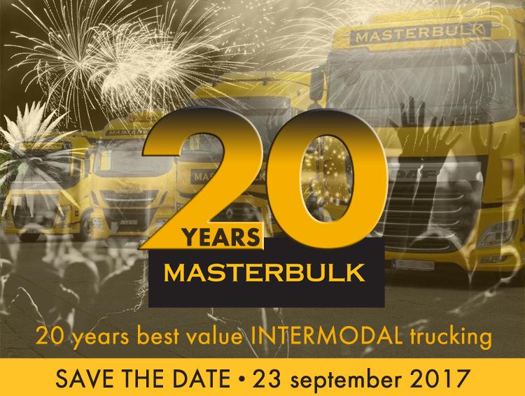 20 jaar masterbulk